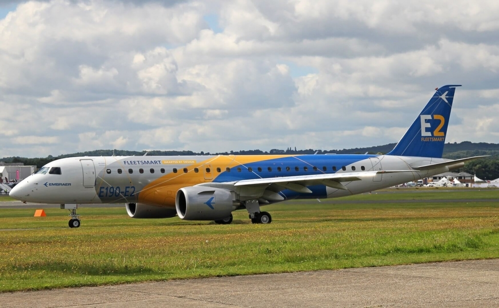 Embraer E190 Powertrain