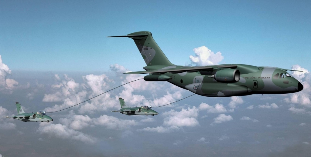 Embraer KC390 Wallpapers
