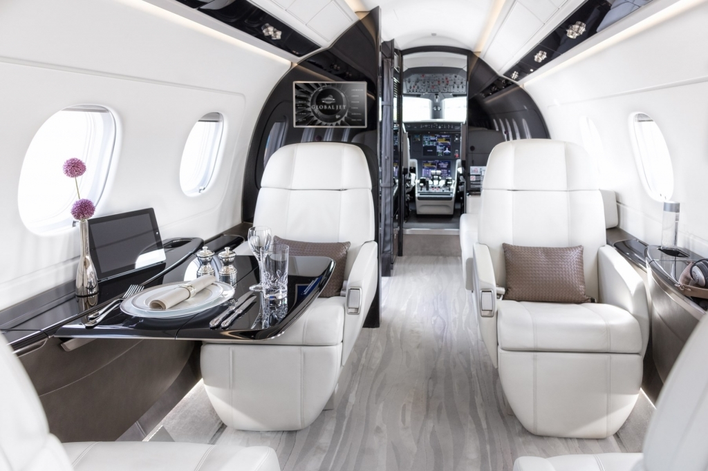 Embraer Legacy 450 Redesign