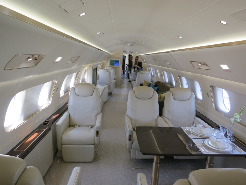 Embraer Lineage 1000 Concept