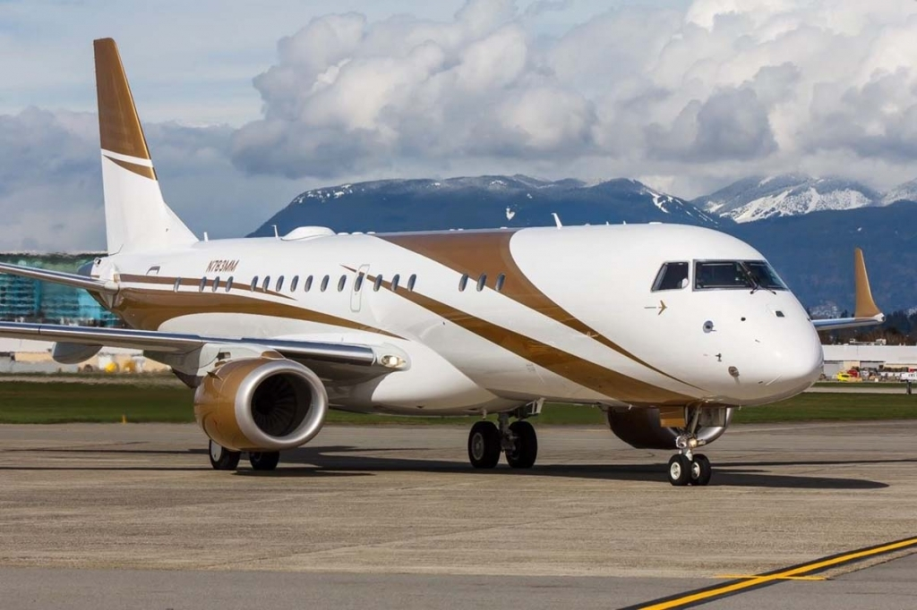 Embraer Lineage 1000 Specs