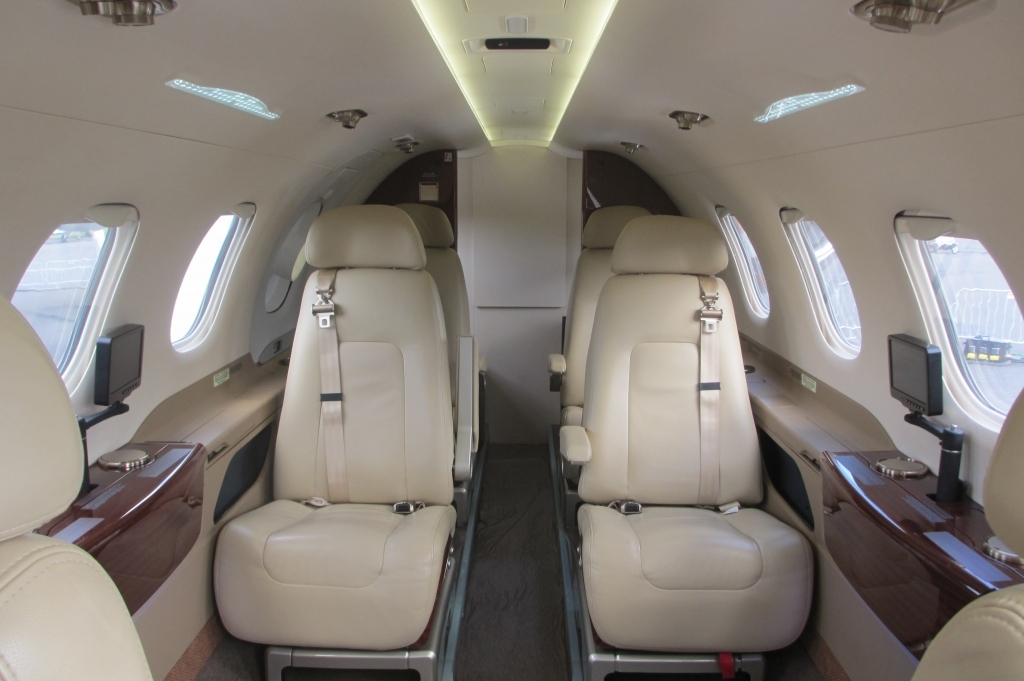 Embraer Phenom 300 Spy Photos