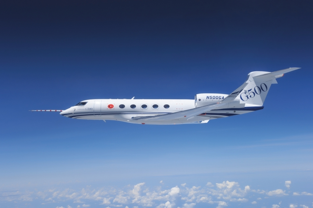 Gulfstream G500 Wallpapers