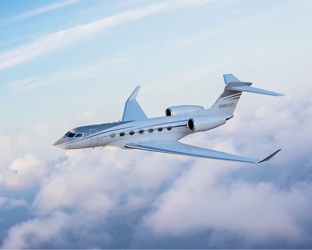 Gulfstream G600 Wallpaper