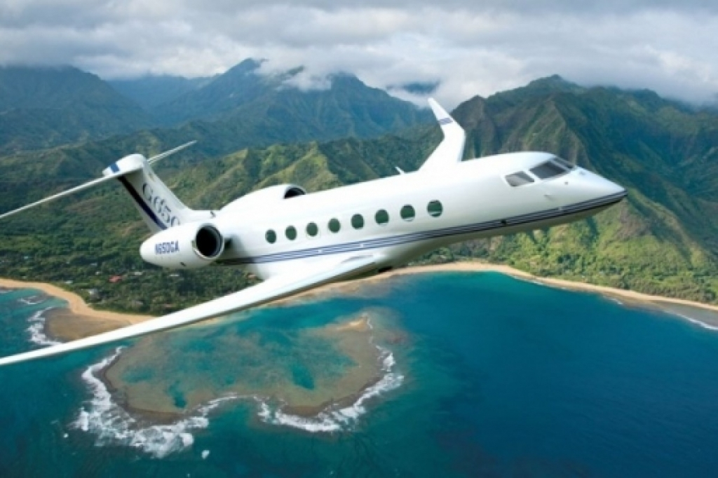 Gulfstream G650 Spy Photos