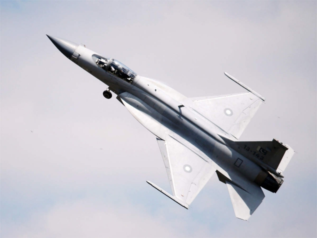 JF17 Thunder Fighter Jet Pictures