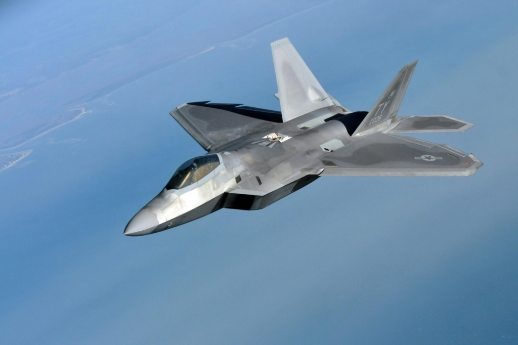 Lockheed Martin F22 Raptor Powertrain