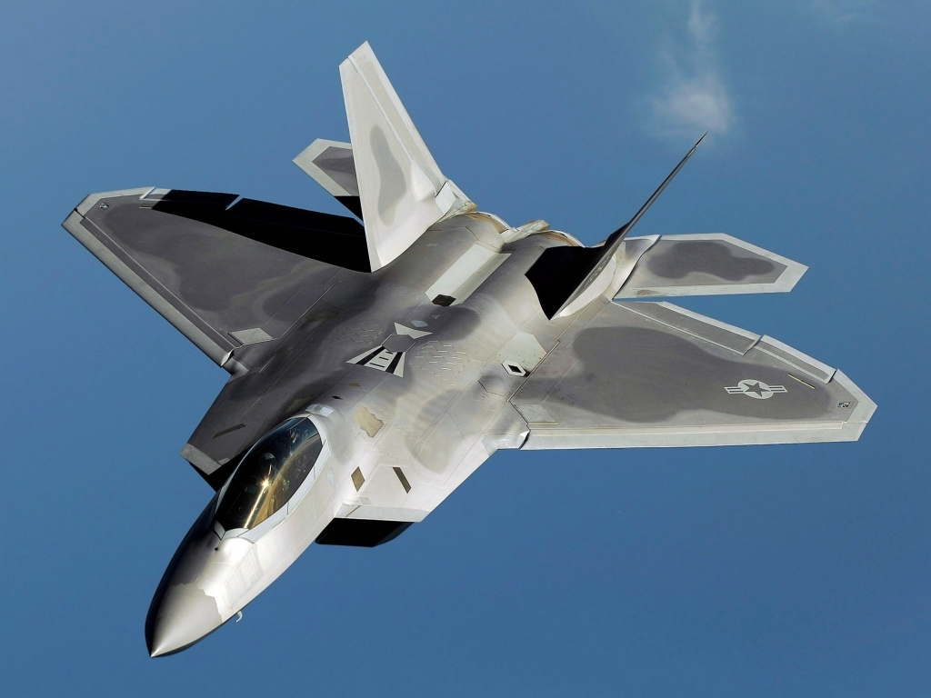 Lockheed Martin F22 Raptor Redesign