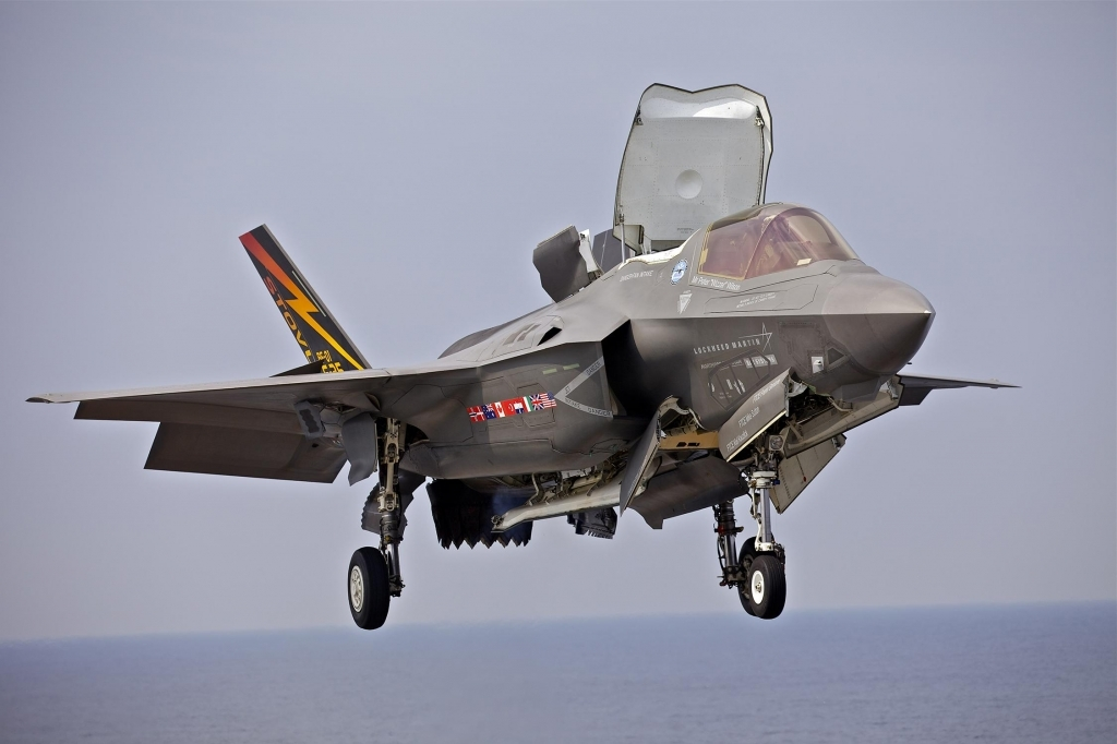 Lockheed Martin F35 Lightning II  Pictures
