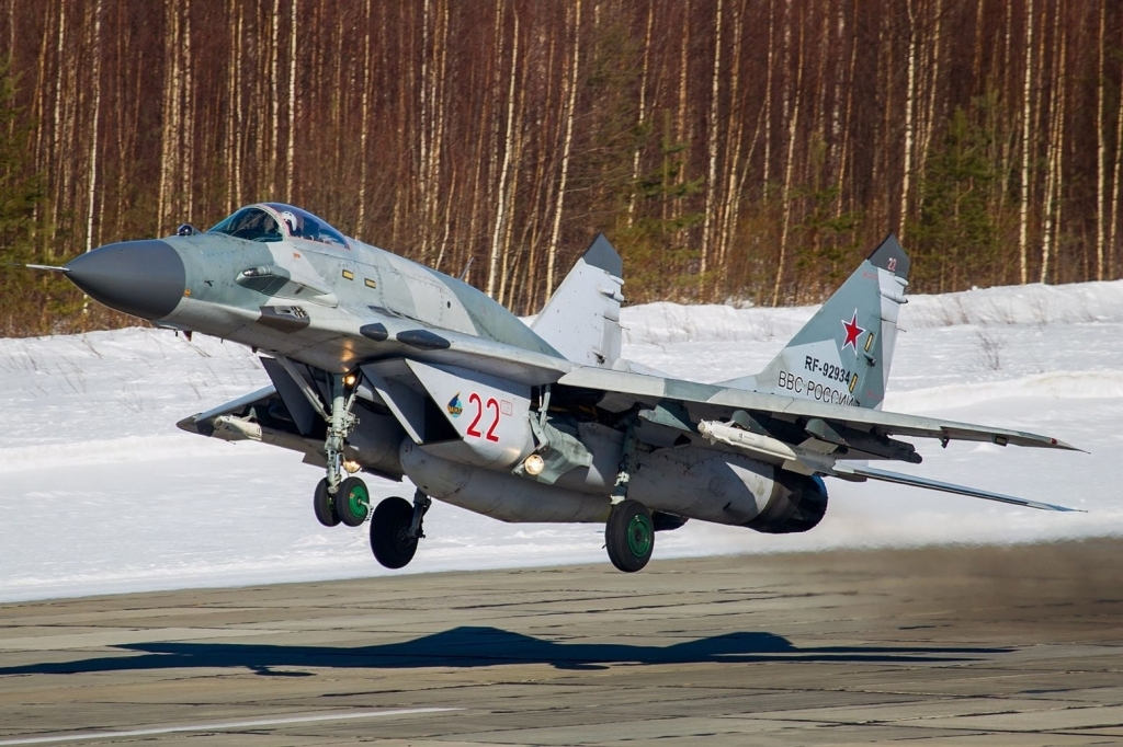 Mikoyan MiG29SMT Release Date