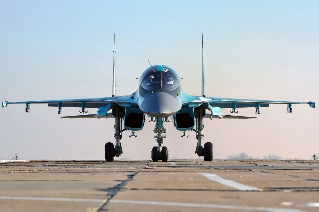 Sukhoi Su-34 Fighter Bomber Engine, Cockpit, Specifications, and Cost