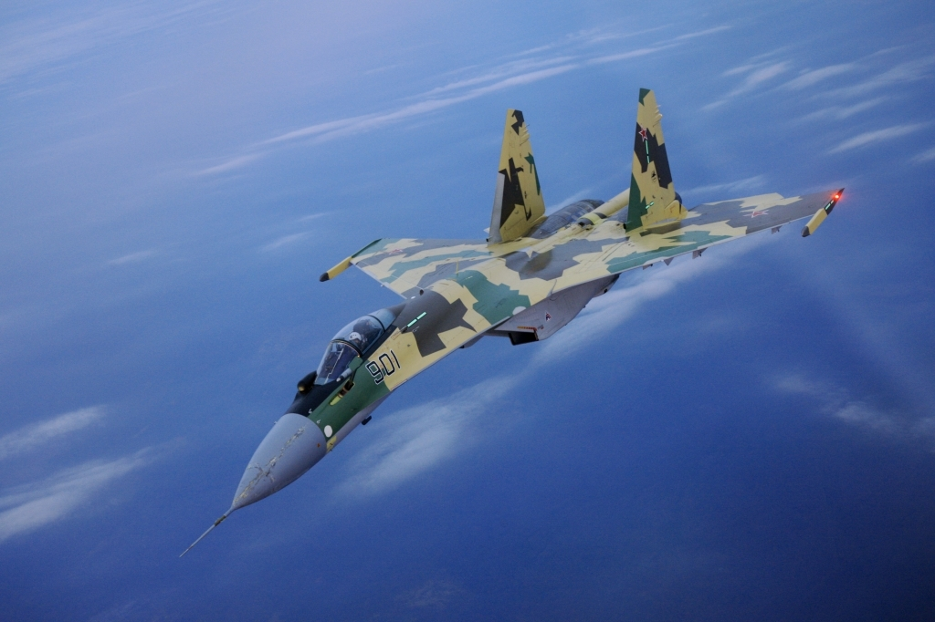 Sukhoi Su35 Fighter Images