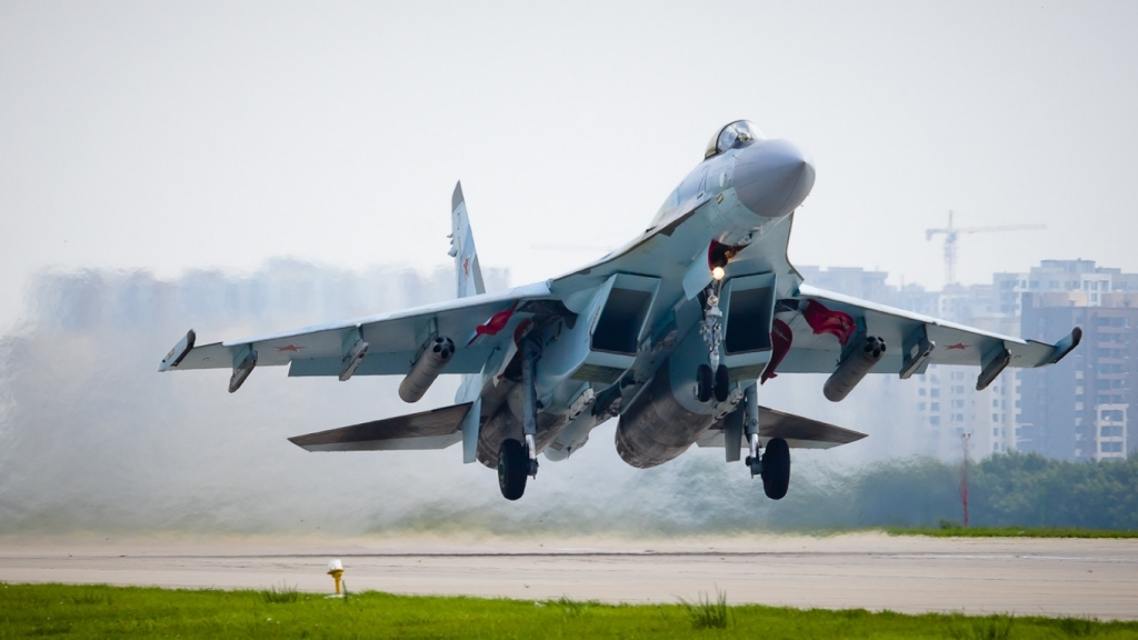 Sukhoi Su35 Fighter Release Date