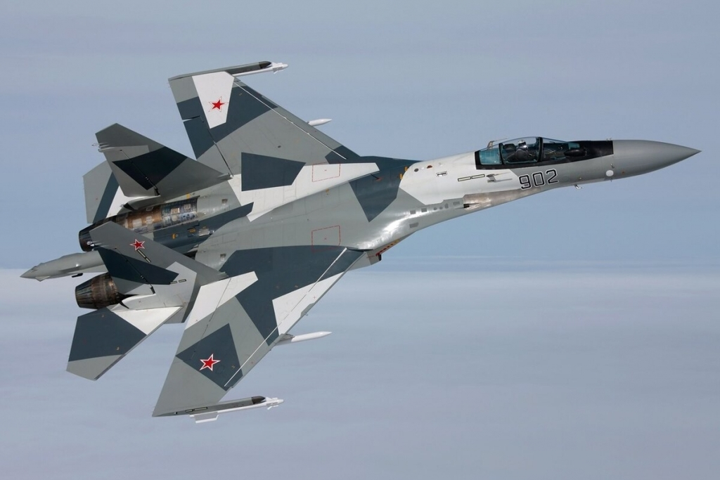 Sukhoi Su35 Fighter Wallpapers