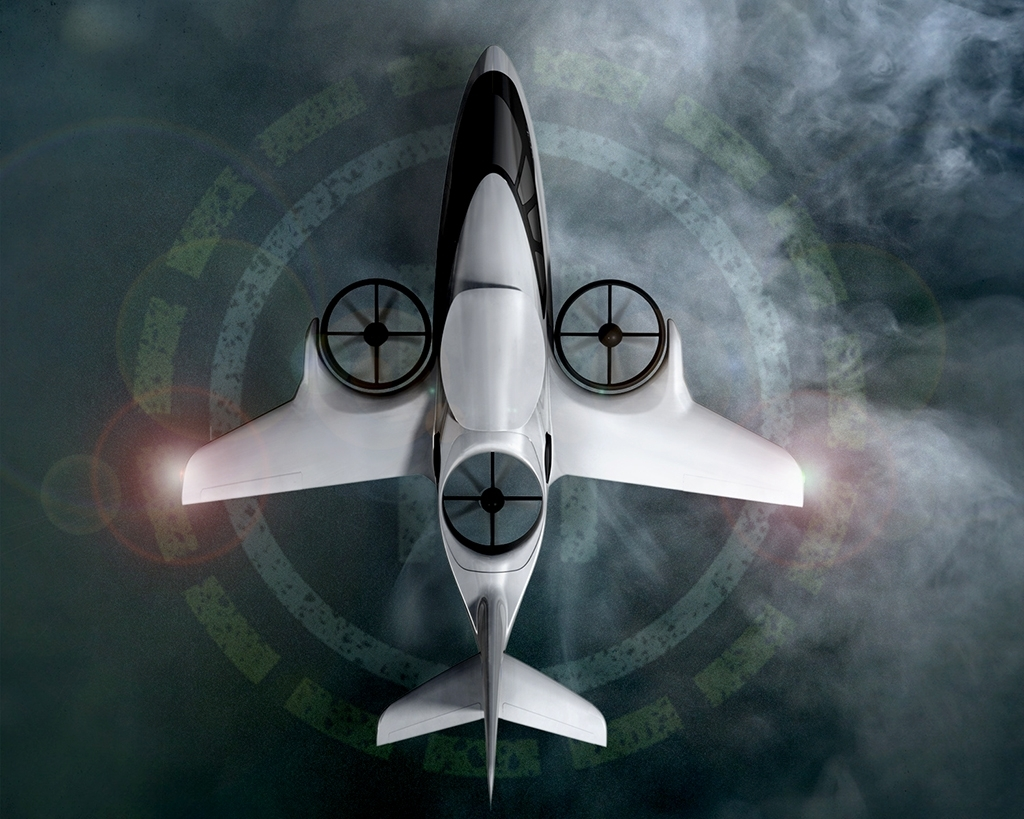 XTI TriFan 600 Redesign