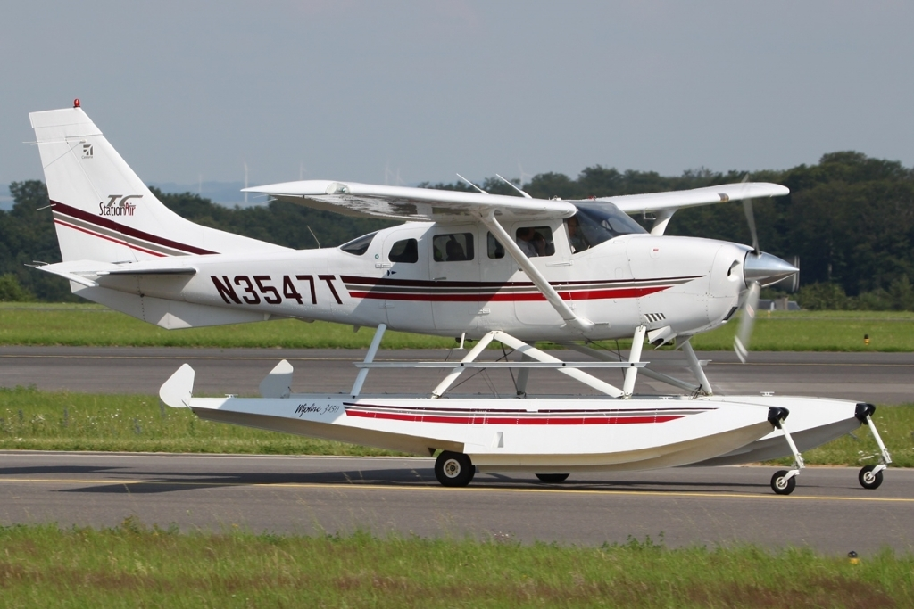 Cessna Turbo Stationair Concept