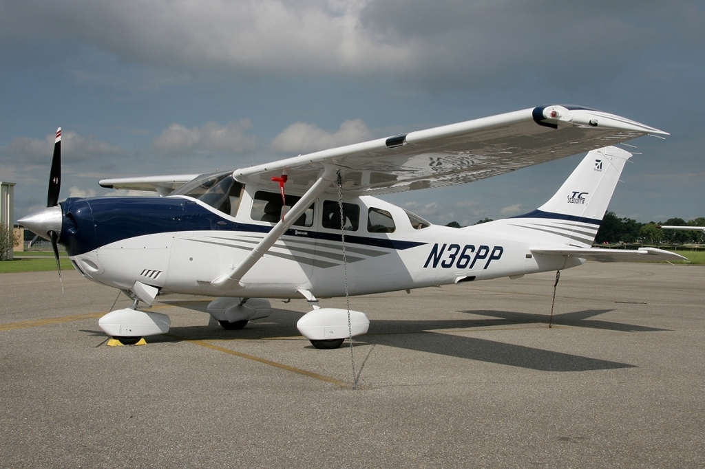 Cessna Turbo Stationair Engine