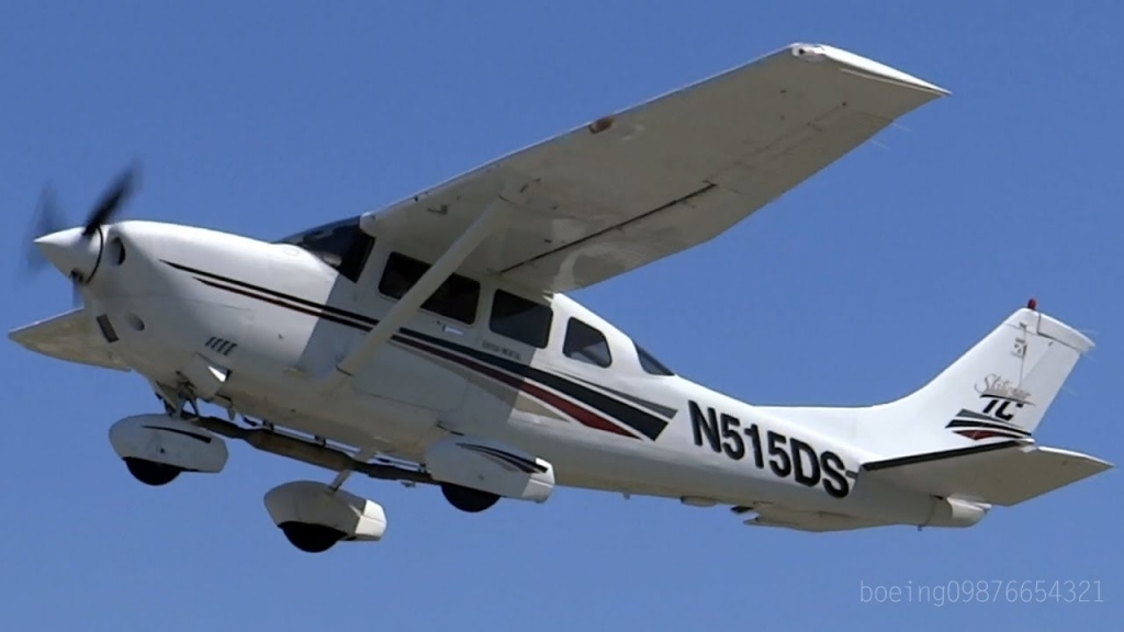 Cessna Turbo Stationair Exterior