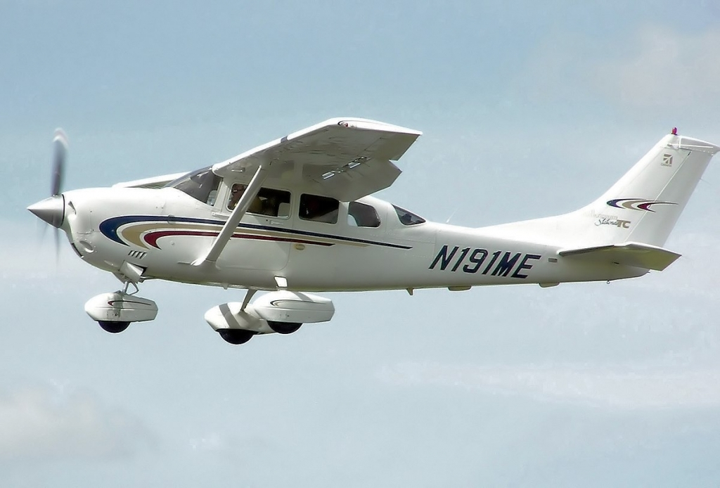 Cessna Turbo Stationair Powertrain