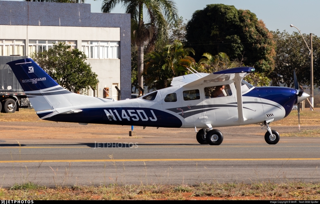 Cessna Turbo Stationair Release Date