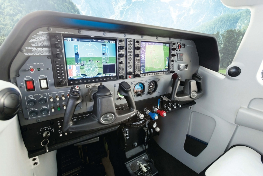Cessna Turbo Stationair Spy Photos