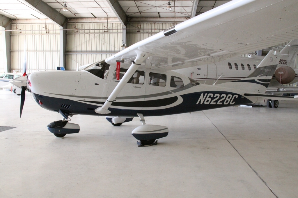 Cessna Turbo Stationair Spy Shots