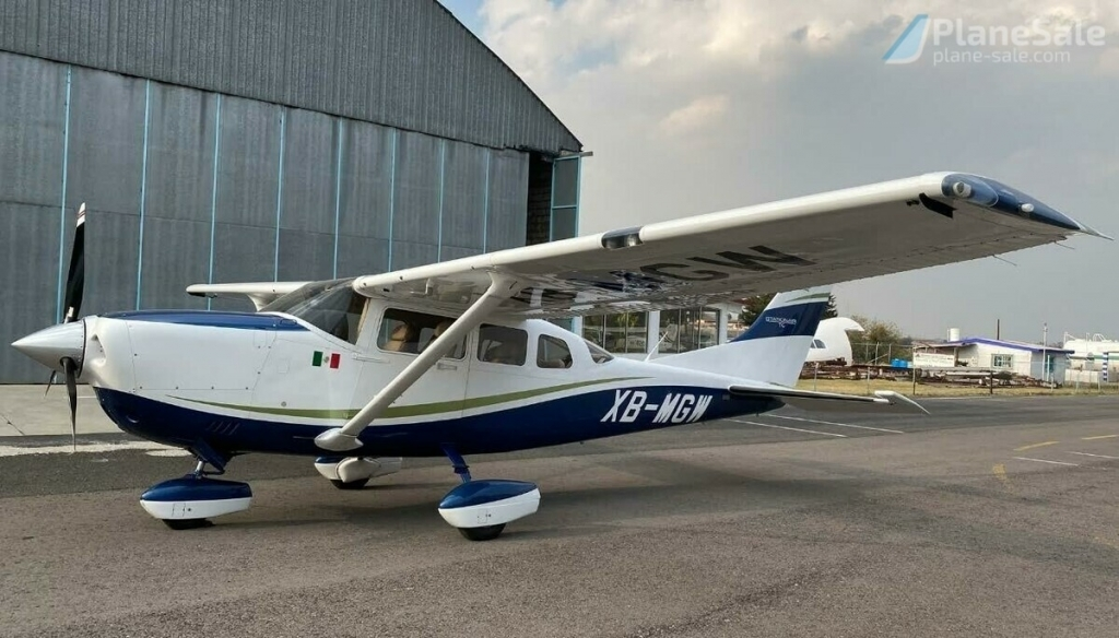 Cessna Turbo Stationair Wallpaper