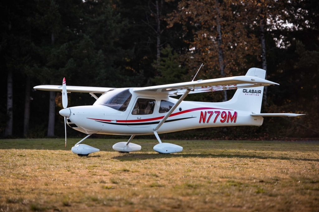 Glasair Merlin Specs