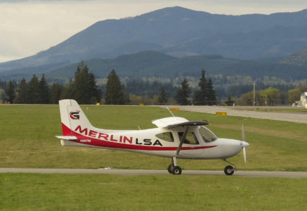 Glasair Merlin Wallpapers